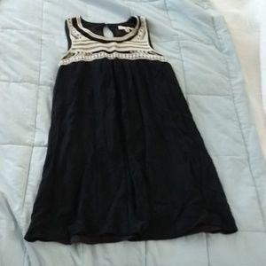 Tunic shift dress